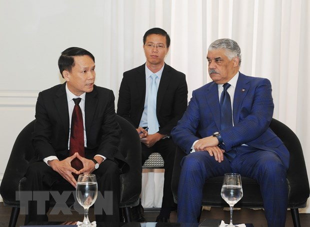 CH Dominicana khang dinh thien chi phat trien quan he voi Viet Nam hinh anh 2
