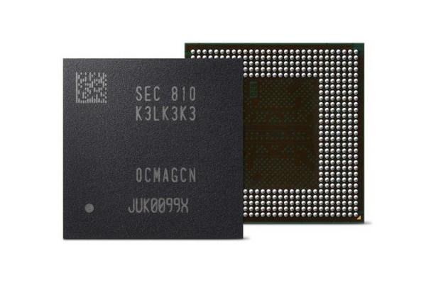 DRAM 8Gb moi cua Samsung cho phep truyen tai tren 51 Gb moi giay hinh anh 1
