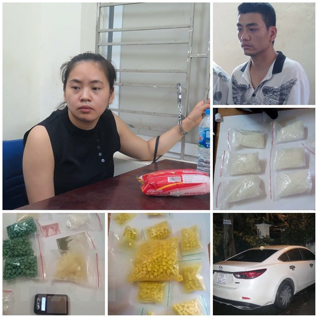 Hai Phong: Pha duong duong day buon ban ma tuy khoi luong lon hinh anh 1
