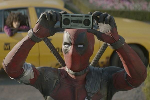 ''Deadpool'' giup loi nhuan cua 21st Century Fox tang vot hinh anh 1