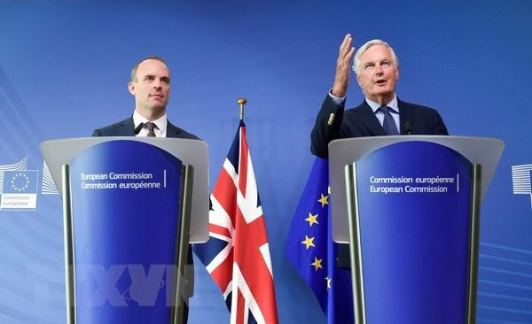 Anh-EU doi mat voi nhieu nguy co neu khong dat duoc thoa thuan hinh anh 1