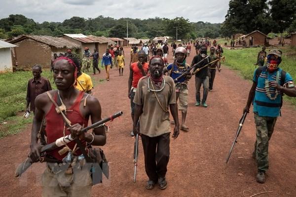 Nga-Sudan thuc day thoa thuan hoa binh tai Cong hoa Trung Phi hinh anh 1