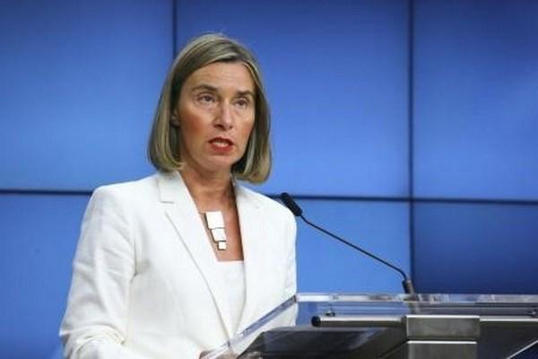 EU hoan nghenh Iran tuan thu thoa thuan hat nhan sau khi My rut lui hinh anh 1