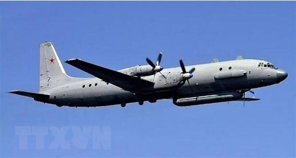 Nga tim thay chiec may bay Il-20 bi ban roi va thi the cac quan nhan hinh anh 1