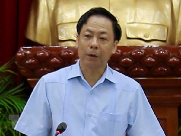 Thu tuong Chinh phu quyet dinh thay doi nhan su mot so co quan hinh anh 1