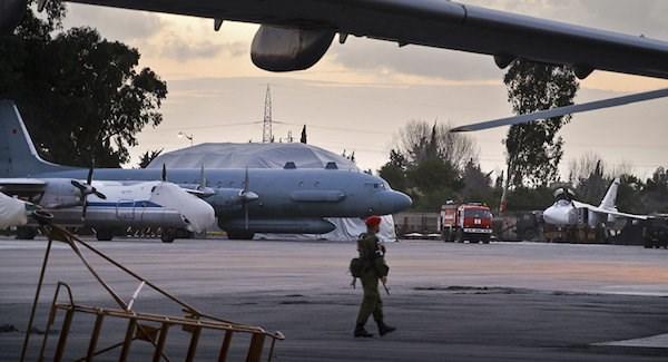 Israel cung cap cho quan doi Nga du lieu ve vu roi may bay tai Syria hinh anh 1