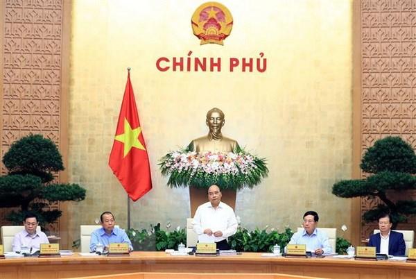 Phien hop Chinh phu thuong ky thang 9: GDP tang cao nhat ke tu 2011 hinh anh 1