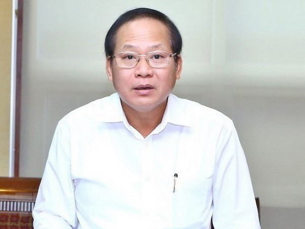Ong Truong Minh Tuan xin thoi tham gia BCH Dang bo Khoi cac co quan TW hinh anh 1