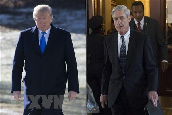 Doi ngu phap ly cua ong Trump san sang tra loi cau hoi cua ong Mueller hinh anh 1