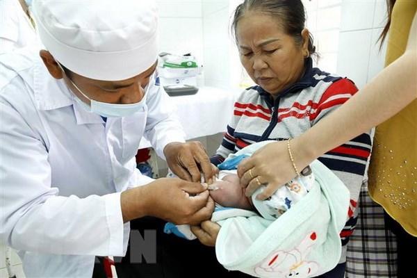 Phu Yen: Nguy co thieu vacxin 5 trong 1 Quinvaxem nhung thang cuoi nam hinh anh 1