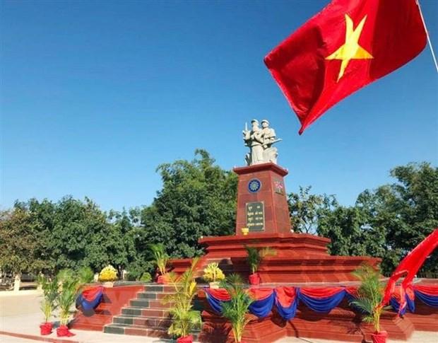 Khanh thanh Dai huu nghi Viet Nam-Campuchia tai tinh Ratanakiri hinh anh 1