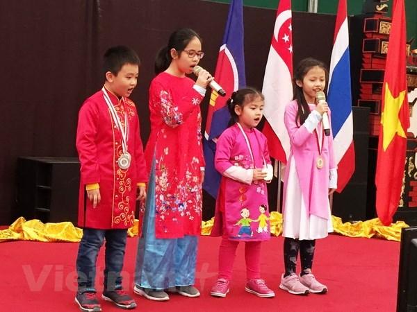 Quang ba van hoa Viet Nam trong Cong dong ASEAN tai Ankara hinh anh 2