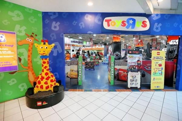 Nha ban le do choi Toys 'R' Us tiep tuc duy tri hoat dong tai chau A hinh anh 1
