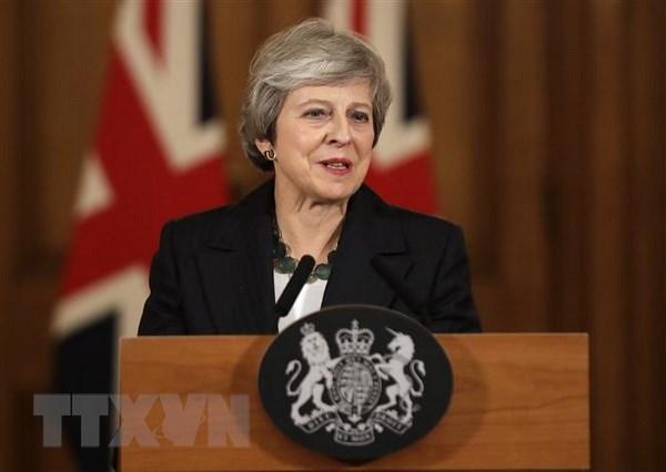 Thu tuong Anh Theresa May khuyen cao ve dam phan Brexit hinh anh 1