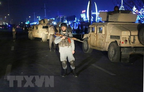 Afghanistan quoc tang tuong niem nan nhan vu danh bom lieu chet hinh anh 1