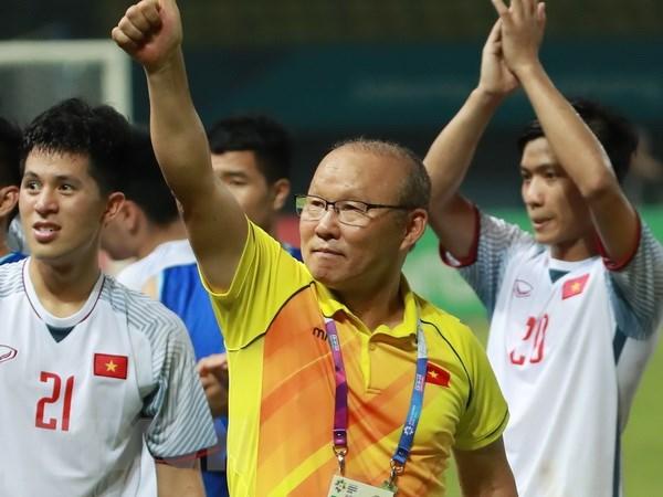 HLV Park Hang-seo: Viet Nam la doi tuyen trong mo cua toi hinh anh 1
