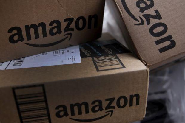 Amazon mo cua hang ''pop-up'' dau tien tai Tay Ban Nha hinh anh 1