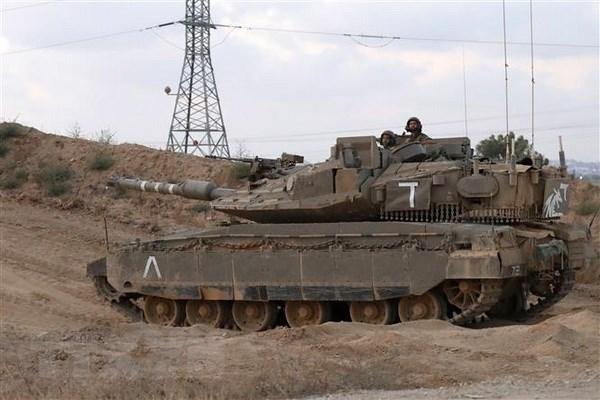 Israel dien tap gia dinh chien tranh voi Hamas va Hezbollah hinh anh 1