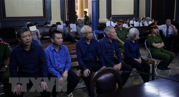 Vu an tai Ngan hang Dong A: Ngay mai, 30/11, se xet hoi Vu