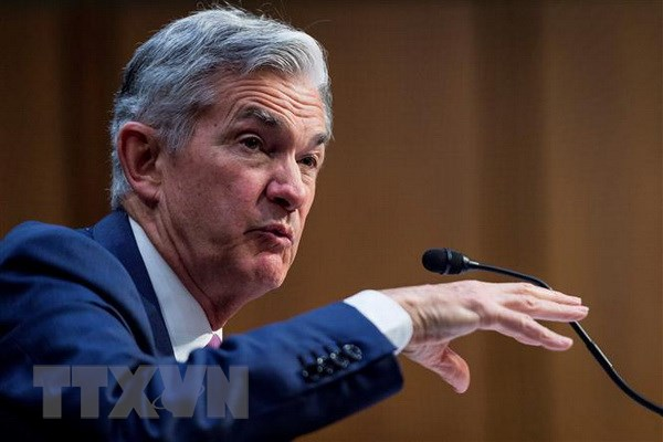 Chu tich Fed Jerome Powell ''danh tieng'' ve lo trinh tang lai suat hinh anh 1