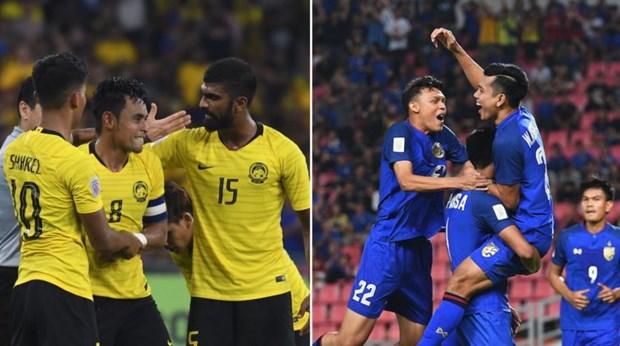 AFF Suzuki Cup 2018: Thai Lan vuot troi Malaysia ve thanh tich doi dau hinh anh 1