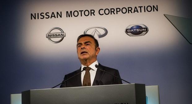 Be boi Renault-Nissan-Mitsubishi: ''Cu nga ngua'' nganh oto toan cau hinh anh 1