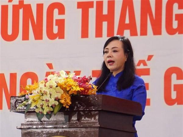 Phat dong Thang hanh dong quoc gia Phong, chong HIV/AIDS nam 2018 hinh anh 2