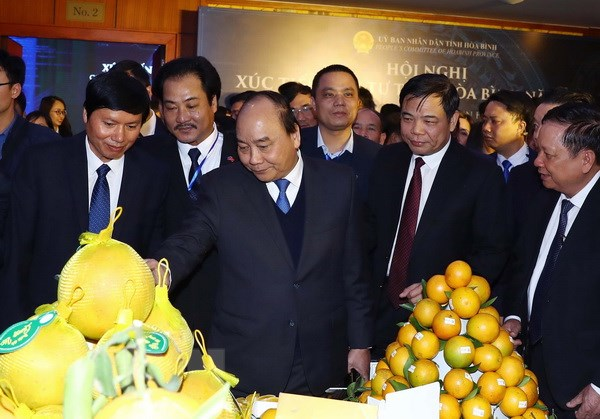 Thu tuong yeu cau Hoa Binh phat trien du lich gan voi ban sac van hoa hinh anh 1