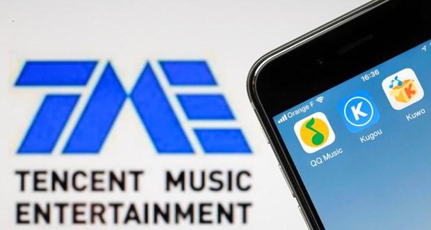 Tencent Music huy dong duoc gan 1,1 ty USD qua IPO tai My hinh anh 1