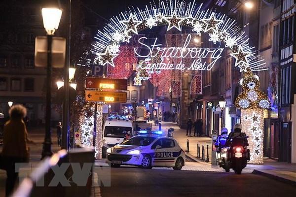Duc dieu tra doi tuong goi dien cho thu pham vu xa sung o Strasbourg hinh anh 1