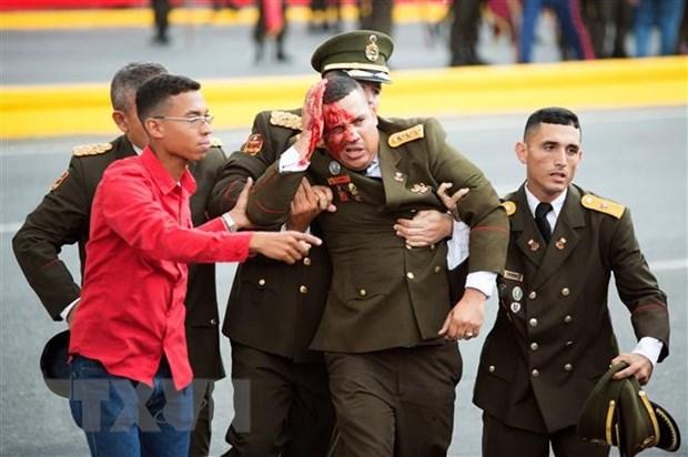 Venezuela cao buoc Colombia va My dinh liu vu am sat bat thanh hinh anh 1