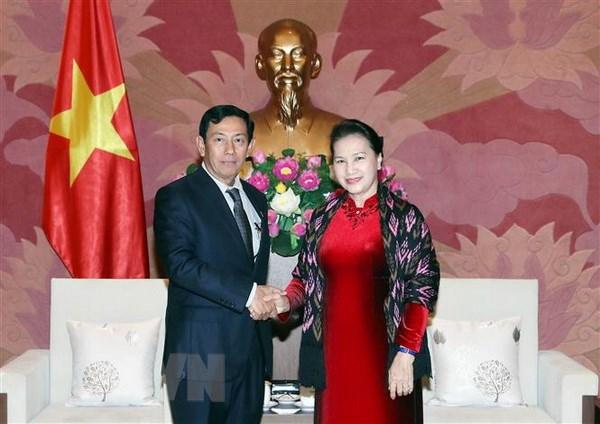 Dua hop tac Viet Nam-Myanmar phat trien ngay cang hieu qua, thuc chat hinh anh 1