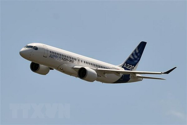 Airbus dung truoc nguy co bi phat hang ty USD do cao buoc tham nhung hinh anh 1