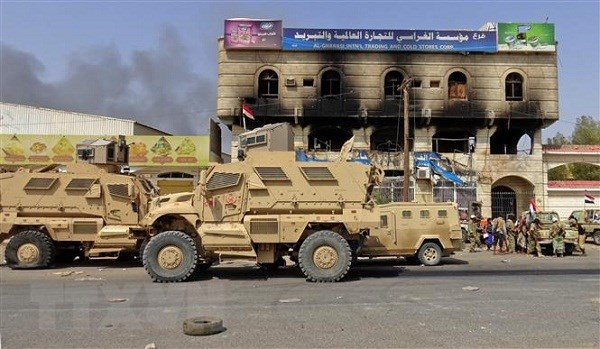 LHQ thong qua nghi quyet giam sat lenh ngung ban tai Yemen hinh anh 1