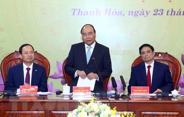 Thu tuong: Thanh Hoa can no luc vuon len tu chu ngan sach hinh anh 1