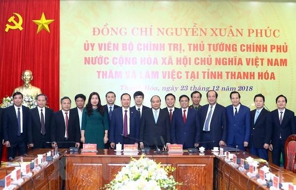 Thu tuong: Thanh Hoa can no luc vuon len tu chu ngan sach hinh anh 2