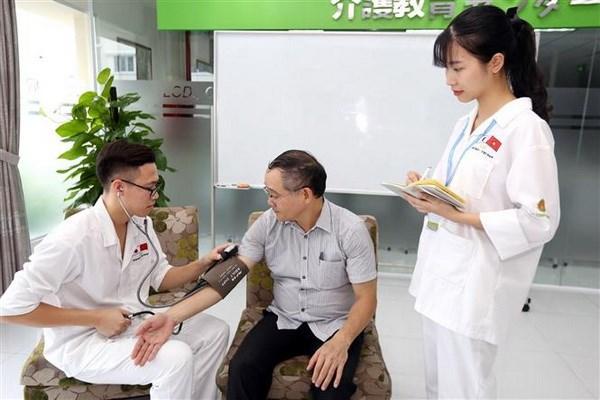 Nhat Ban ban hanh he thong thi thuc moi cho lao dong nuoc ngoai hinh anh 1