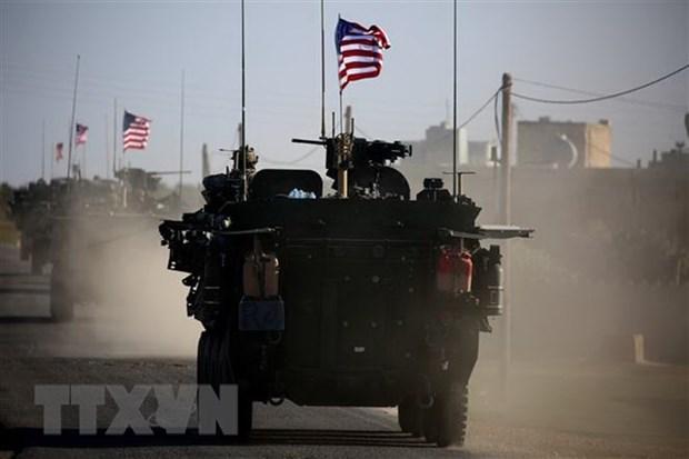 Iran: Viec rut quan khoi Syria cho thay su that bai cua My hinh anh 1