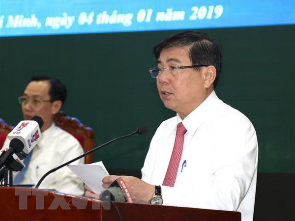 2019 se la nam dot pha ve cai cach hanh chinh cua TP. Ho Chi Minh hinh anh 2