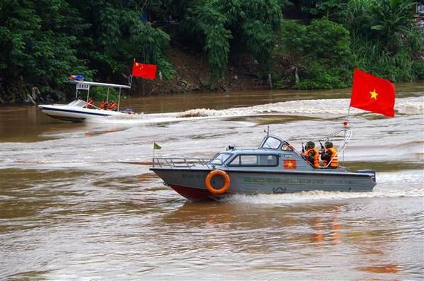 Dam phan cap Chinh phu ve bien gioi lanh tho Viet Nam-Trung Quoc hinh anh 1