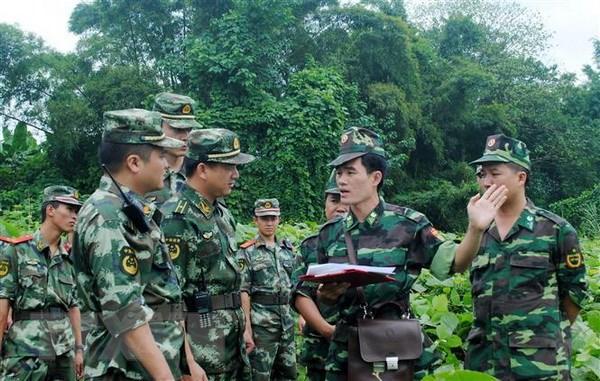 Dam phan cap Chinh phu ve bien gioi lanh tho Viet Nam-Trung Quoc hinh anh 2
