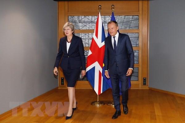 EU: Anh can lam ro cac buoc di tiep theo de dat thoa thuan Brexit hinh anh 1