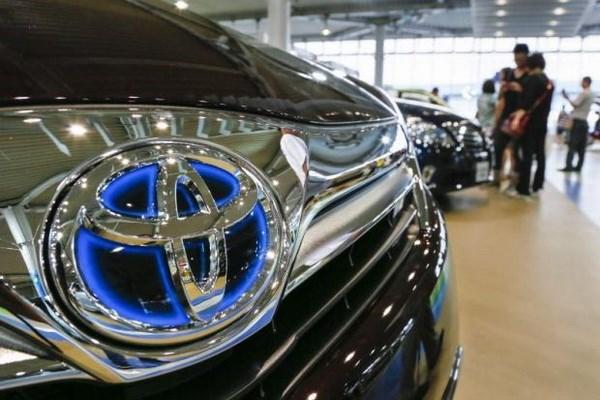 Toyota va Panasonic se som thanh lap lien doanh san xuat pin xe dien hinh anh 1