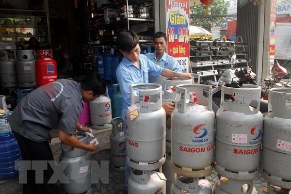 Gia gas thang 2 tai khu vuc phia Nam se tang 1.000 dong hinh anh 1