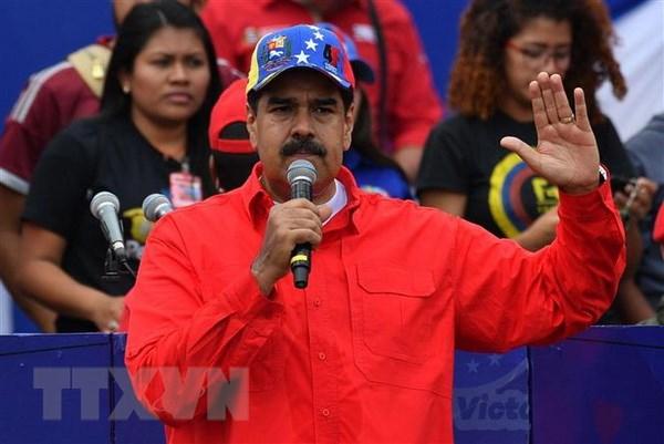 Tong thong Venezuela tuyen bo am muu dao chinh cua My da that bai hinh anh 1