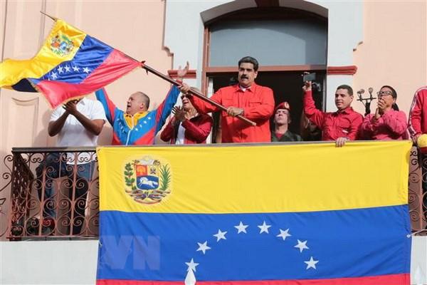Viet Nam luon doi theo tinh hinh Venezuela voi moi quan tam sau sac hinh anh 1