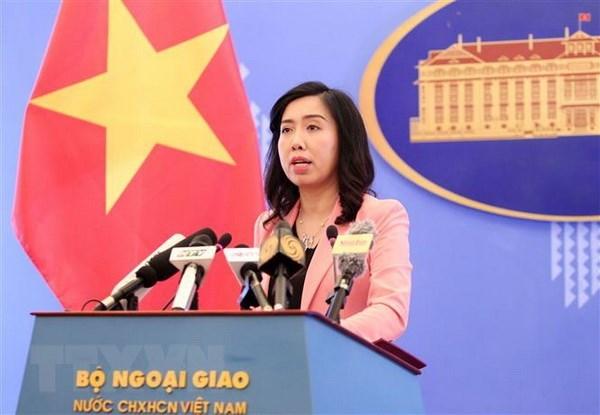 Viet Nam hoan nghenh viec Hoa Ky va Trieu Tien gap thuong dinh lan hai hinh anh 1