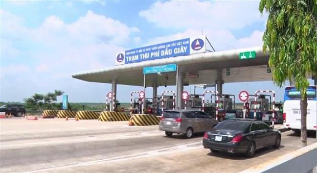 Khoi to 2 doi tuong cuop tai tram thu phi cao toc Long Thanh-Dau Giay hinh anh 1