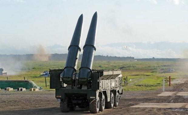 Tong thu ky NATO se gap Ngoai truong Nga de thao luan ve INF hinh anh 1