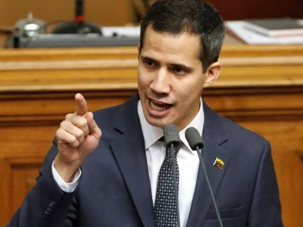 Thu linh doi lap Venezuela keu goi bieu tinh tren toan quoc hinh anh 1